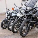 Motorradauswahl für die Klassen A und A2