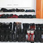Stiefel + Handschuhe